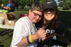 2015 Muscle Walk - Team Action 4 Ashton