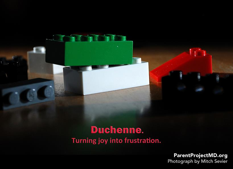 Duchenne. Turning joy into frustration.