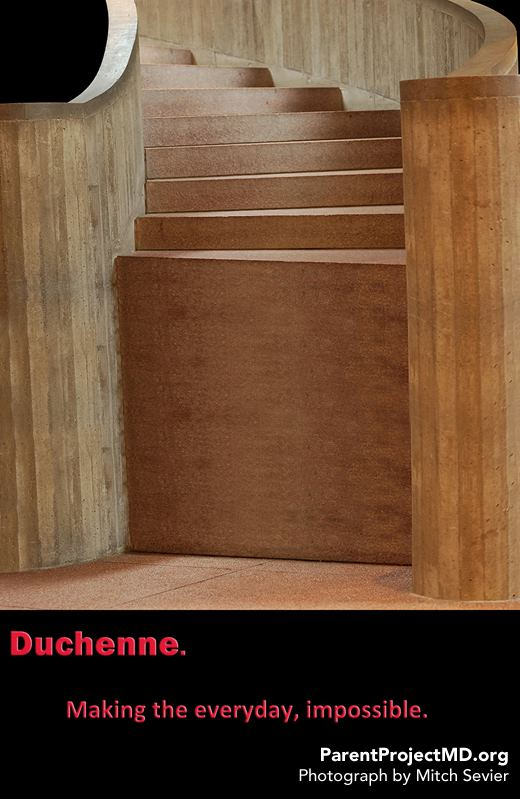 Duchenne. Making the everyday, impossible.